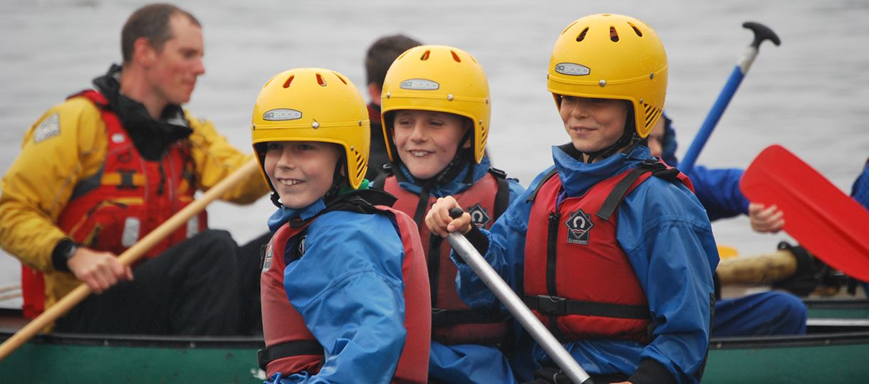 Summer camp opportunities at Lochgoilhead