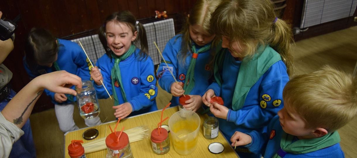 Blog | Sharing science with Beavers