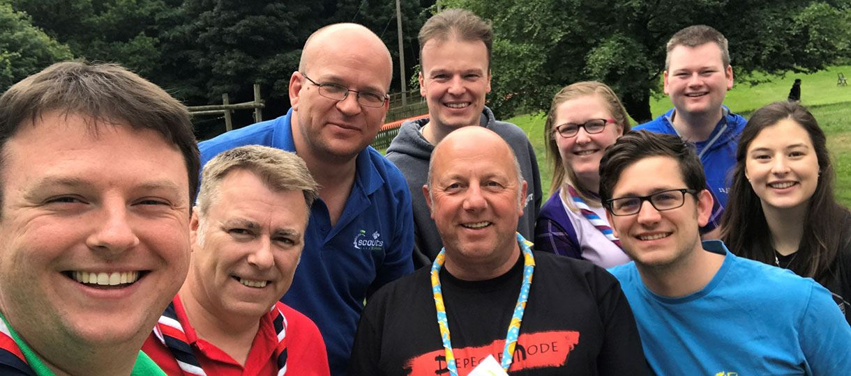 World Scout Jamboree Unit Leaders announced