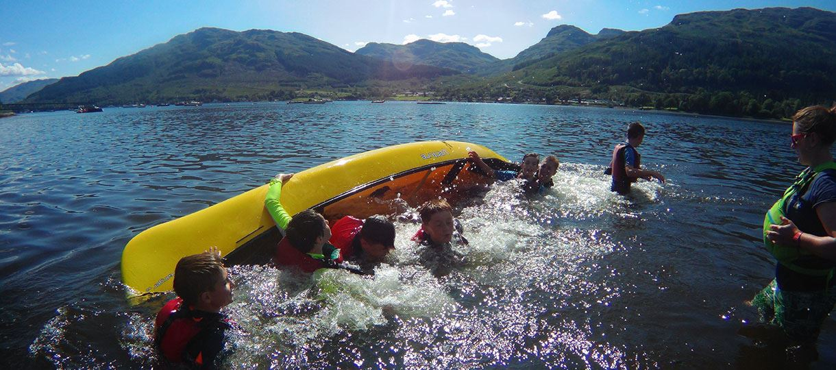 Q&A | Summer camp at Lochgoilhead