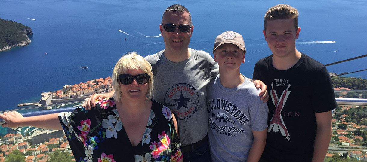 Our Scouting Story | The Raymond Family
