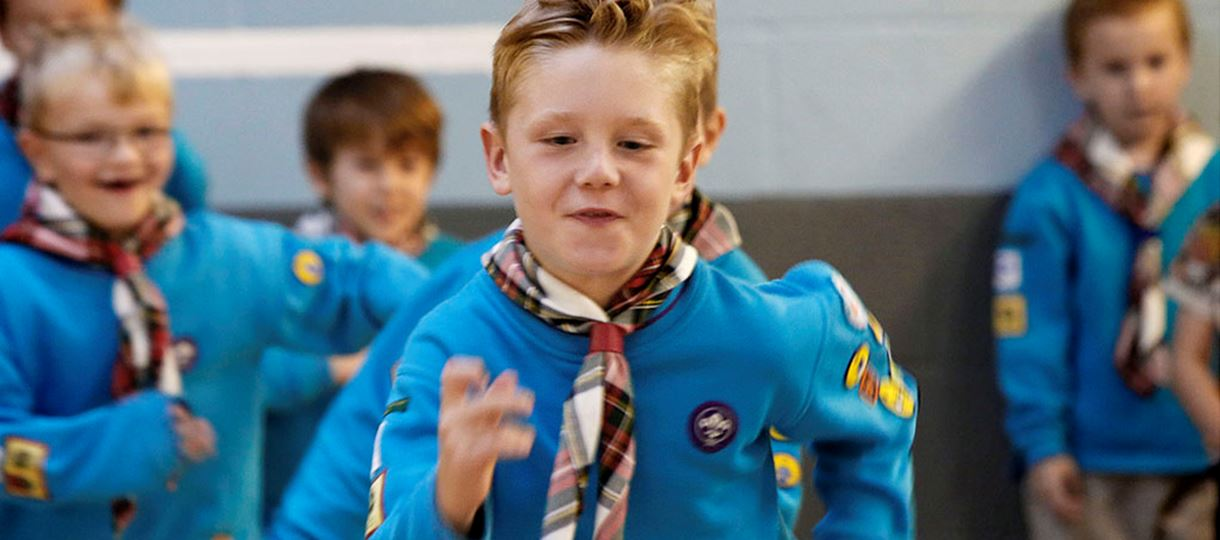 Funding boost to support and grow local Scouting